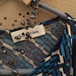 Dresses - Calvin Klein. Lovely & Fine Material. Dry Clean.